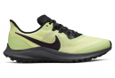 Nike Air Zoom Pegasus 36 Trail Yellow Grey Women