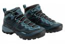 Paire de Chaussures de Randonnée MAMMUT Ducan Mid GTX Noir Bleu