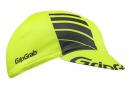 Casquette GripGrab Lightweight Summer Jaune Fluo