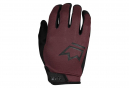 Gants Longs Royal Quantum Bordeaux / Noir