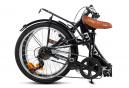 Vélo Pliant Moma First Class 20'' Shimano 6V Noir