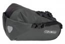 Ortlieb Two 4.1 L Saddle Bag Slate Grey Black