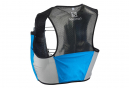 Sac Hydratation Salomon S/Lab Sense 2 Set Bleu Noir