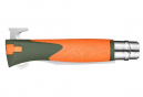 Opinel N°12 Explore Folding Knife Orange