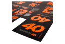 Fox Racing Shox Stickers Heritage 2019 Orange