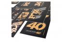 Kit Stickers Fox Racing Shox Heritage Or
