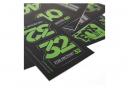 Kit Stickers Fox Racing Shox Heritage Vert