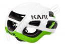 Casco Kask Protone Blanc / Vert