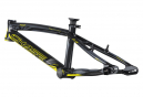 Chase BMX Race Frame RSP 4.0 Black / Yellow 2019