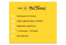 Recharge Gel Meltonic Salé BIO Miel Fleur de sel Gelée royale 250g