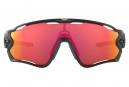 Oakley Sunglasses Jawbreaker / Matte Black / Prizm Trail Torch