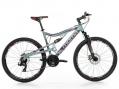 VTT Tout-Suspendu Moma Bikes Equinox 27,5'' Shimano 24V Argent