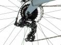 VTT Tout-Suspendu Moma Bikes Equinox 29'' Shimano 24V Argent