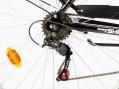 Vélo de Ville Moma Bikes City 28'' Shimano 18V Noir