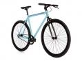 Fixie Moma Bikes Fixed Bleu