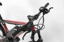 VTT Electrique Semi Rigide WEMOOVE Série 100 27.5'' Shimano Altus 9V Noir Rouge 19,8 Kg