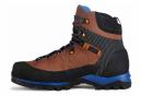 Chaussures de Randonnée Garmont Toubkal GTX Marron Bleu