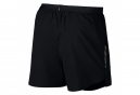 Short 2-en-1 Nike Dri-Fit Flex Stride 12,5cm Noir Homme