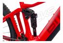 VTT Électrique Tout-Suspendu BMC Trailfox AMP TWO Shimano SLX 11V 27.5 Plus Rouge Bleu Turquoise 2019