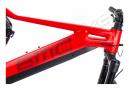 VTT Électrique Tout-Suspendu BMC Trailfox AMP TWO Shimano SLX 11V 27.5 Plus Rouge Bleu Turquoise 2020