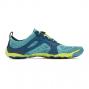 Vibram FiveFingers V-Run 18W7001 Turquoise Navy Femme
