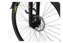 Bicicleta Híbrida Eléctrica R Raymon eTourray 4.5 28'' Noir / Vert