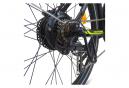 VTC électrique URBANBIKER VIENA 26'' Taille 45 Jaune - Batterie 840 Wh Moteur 250W
