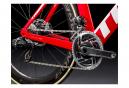 Vélo de Route Trek Madone SLR 9 Disc Sram Red eTAP AXS 12V 2020 Rouge / Blanc