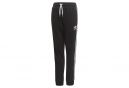 Pantalon enfant adidas 3-Stripes noir