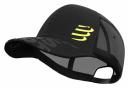 Casquette Compressport Trucker Cap Black Edition 2019 Noir Unisex