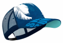Casquette Compressport Trucker Kona Bleu Unisex