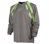 FOX 2011 Maillot ML ATTACK Gris Taille M