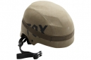 FOX Casque TRANSITION HARD 2011 Militaire Taille M (55-58 cm)