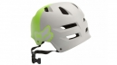 FOX Helmet HARD TRANSITION 2011 Green / Grey Size M (55-58 cm)