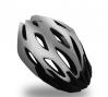 MET Crossover Helmet Silver