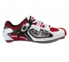 Northwave Chaussures Aerlite SBS 2011 Blanche Rouge et Noire 41 ROUTE
