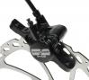 HAYES 2011 STROKER RYDE Frein Avant Noir Disque 160mm PM/IS