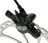 2012 Hayes Stroker Ryde Brake Pair Black + black discs 203mm/203mm IS
