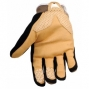 ROYAL Gants CROWN ROUGE  taille S