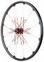 CRANKBROTHERS Cobalt 3 Noir/Rouge Paire de Roues Disque 6TR 15mm