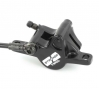 2011 Pair HAYES Stroker Trail disc brakes Black + 203mm/180mm PM / IS