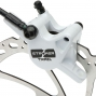 2011 Hayes Stroker Trail Disc Brake Front White without